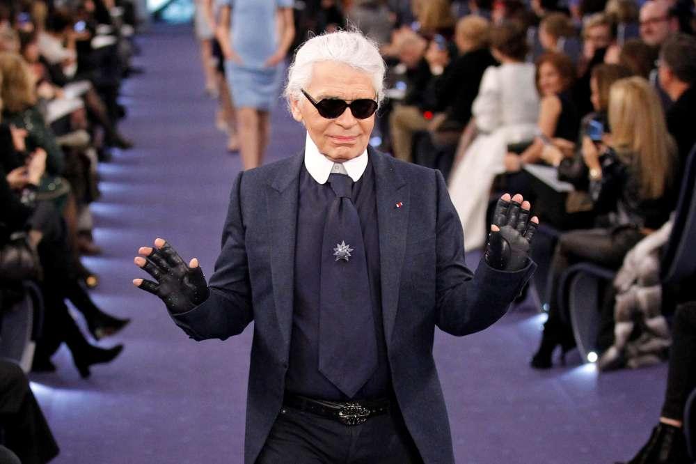 Iconic fashion designer Karl Lagerfeld dead at 85