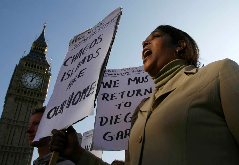 World Court: UK should relinquish control of Chagos Islands
