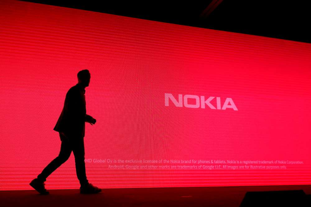 Nokia says 5G would not be delayed by ban on Chinese suppliers