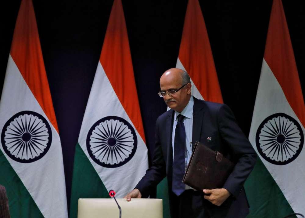 India says airstrike hit major militant camp inside Pakistan