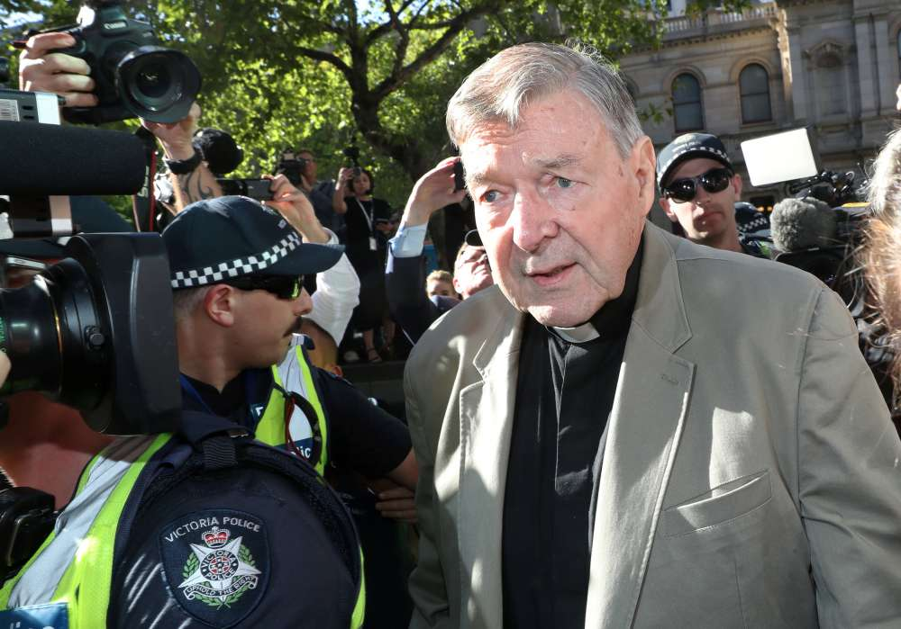 Cardinal Pell behind bars in Australia after child sex conviction
