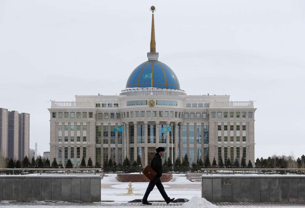 Factbox: Kazakhstan's capital and 10 other cities that have changed their names