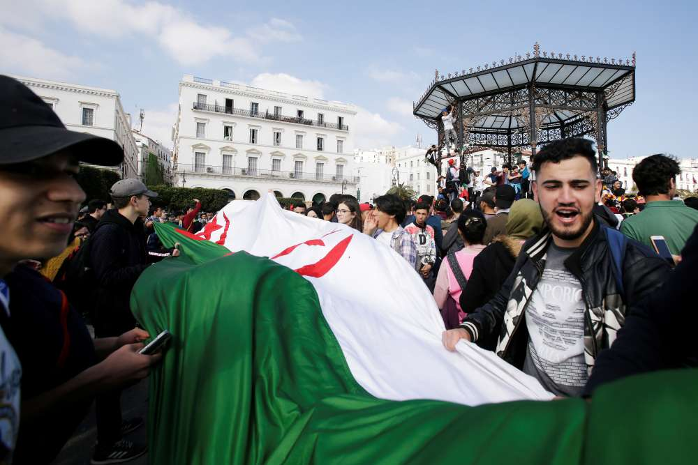 Algeria judges refuse to oversee vote if Bouteflika participates - statement