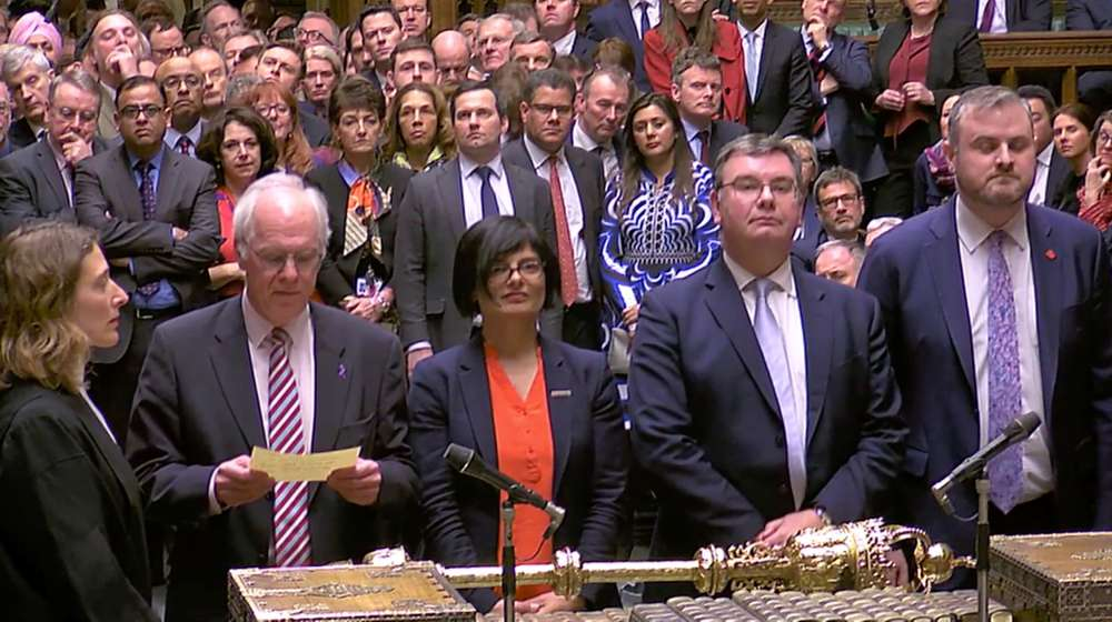 Brexit multiple choice again: How will UK parliament's indicative votes work?