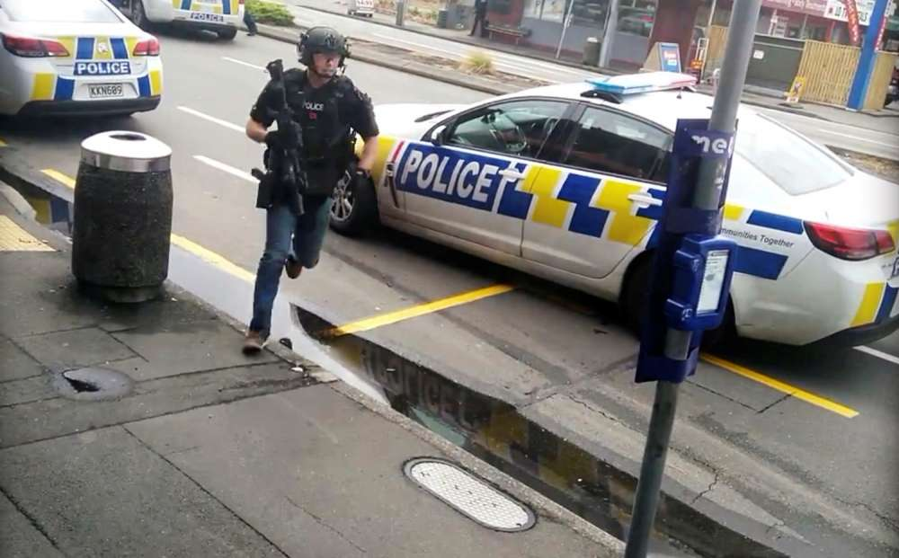 New Zealand mosque attacker's plan began and ended online