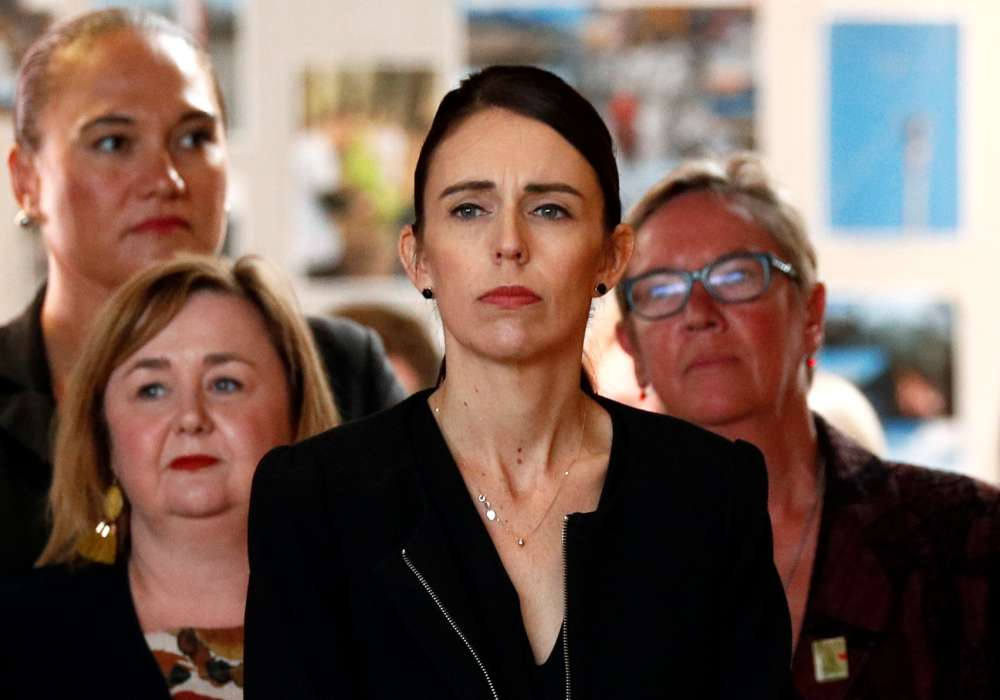 New Zealand's PM Ardern acts to tighten gun laws further