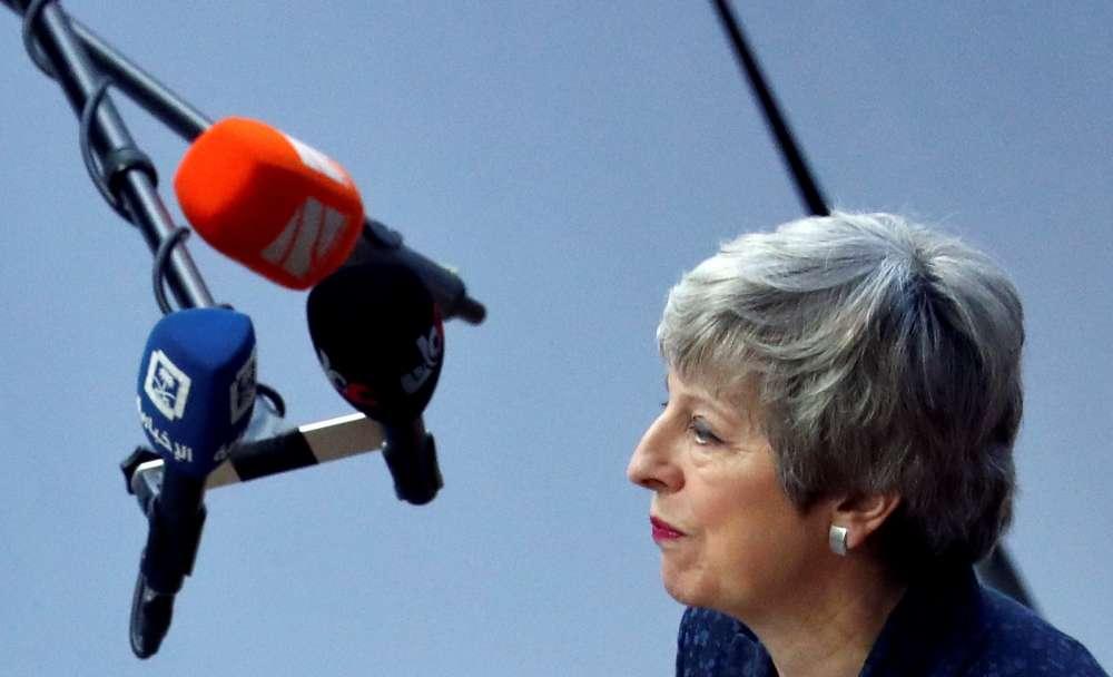 PM May's