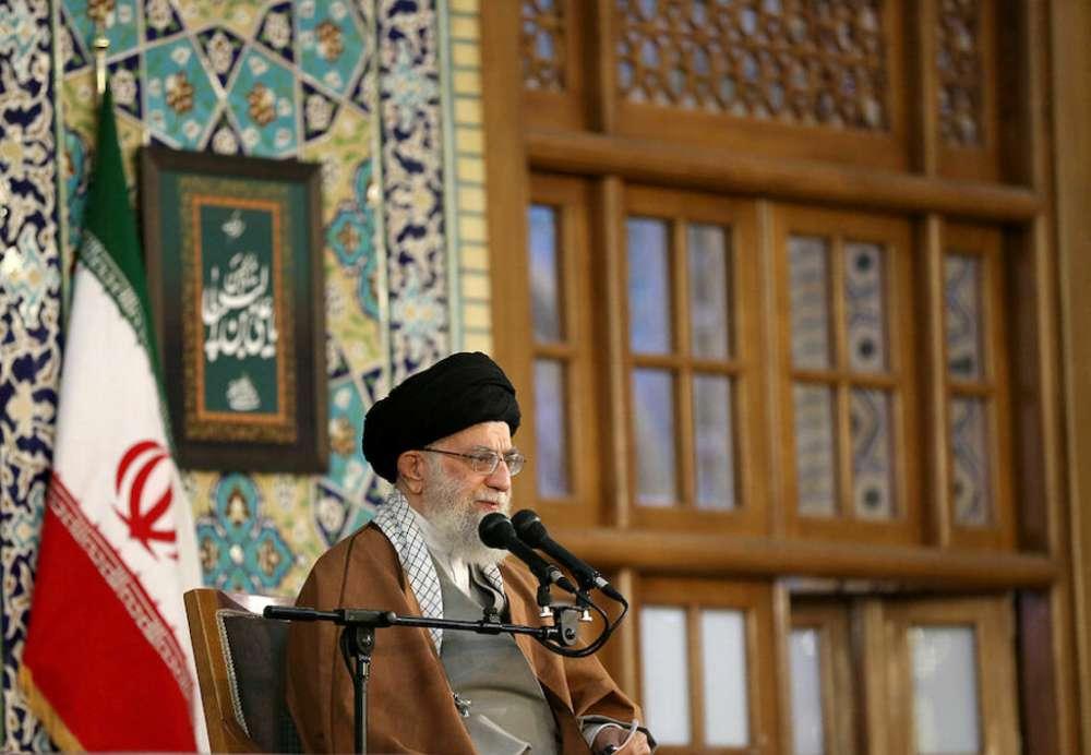 Iran's Khamenei to address nation facing unrest at home