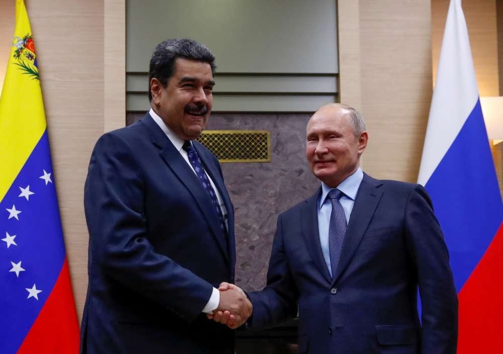 Venezuelan deputy minister says more Russian troops could arrive - Interfax