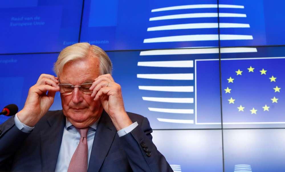 Barnier: EU ready for Brexit delay