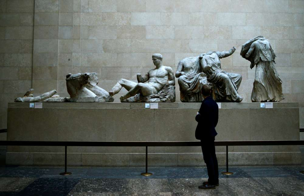 Greece: Free our marbles from British Museum's