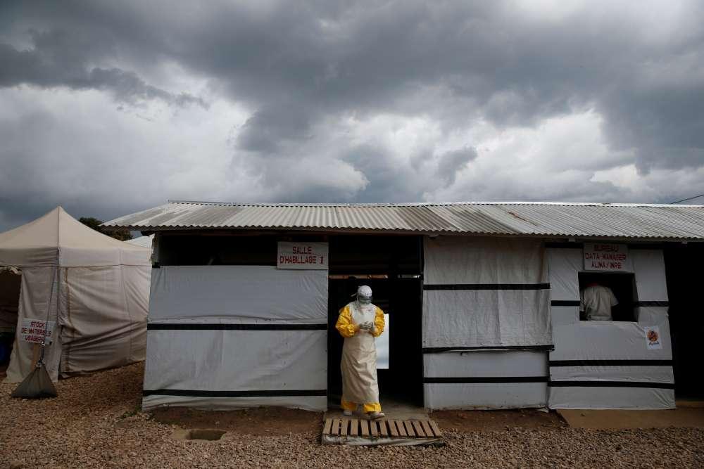 Militiamen kill senior WHO official in attack on Congo Ebola centre