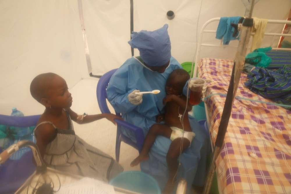 Congo Ebola death toll to hit 1