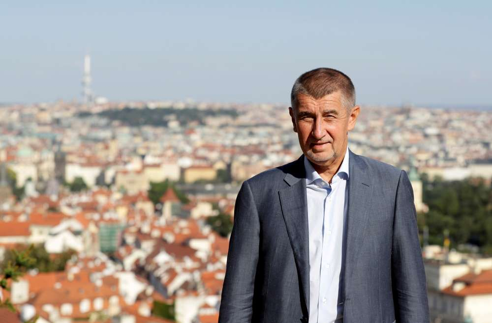 Czech police say PM Babis should stand trial in fraud case