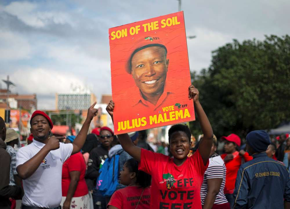 FACTBOX-The main political parties in South Africa's election