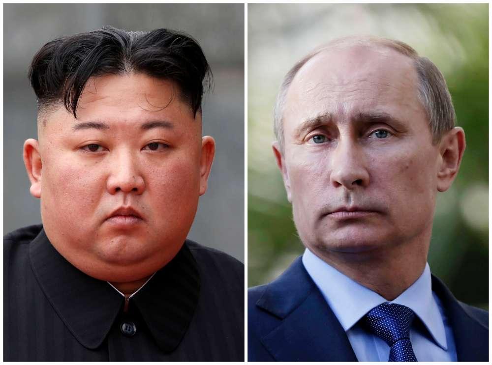 N.Korean leader Kim to meet Russia's Putin this month - Kremlin