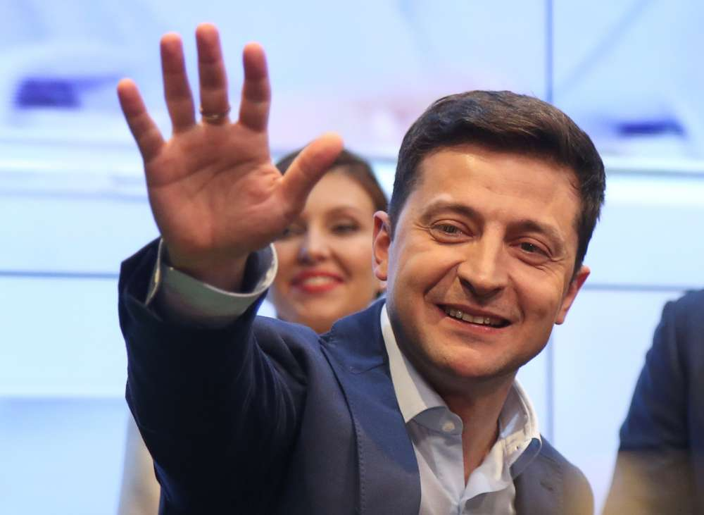 Zelenskiy opponents say comments about Europeans to Trump could hurt Ukraine