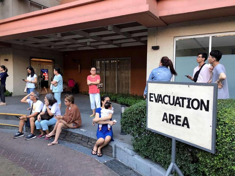 Earthquake of 6.3 magnitude strikes Philippines