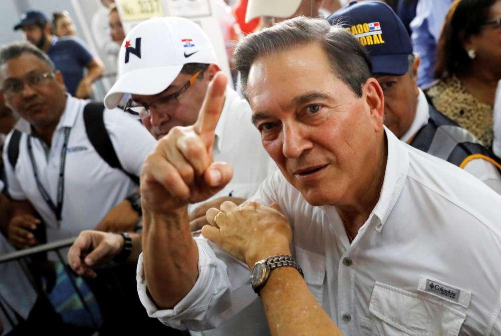 Cortizo claims won tight Panama presidential race