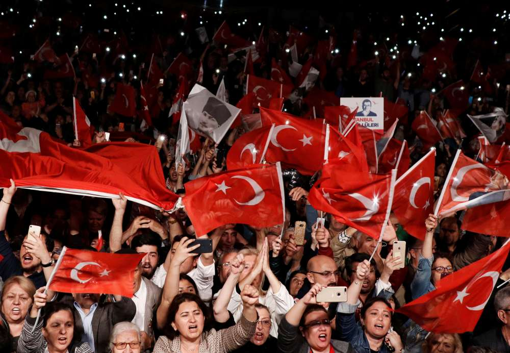 Smaller parties may back main opposition candidate in Istanbul re-run