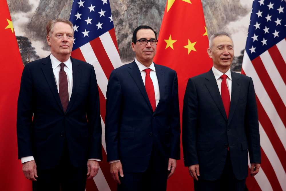 China says 'fed up' with hearing U.S. complaints on Belt and Road