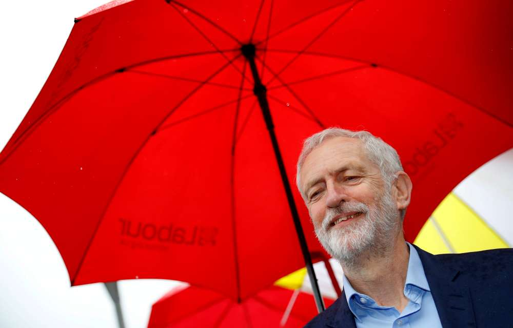 Labour's Corbyn calls for investigation over report he is