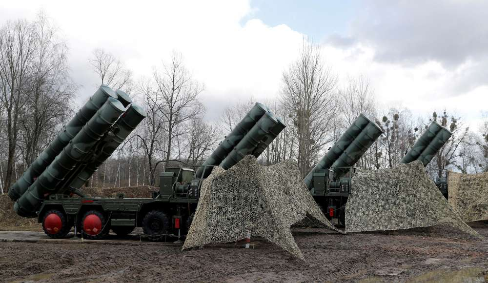 Turkish defence ministry says first parts of S-400 delivered on Friday