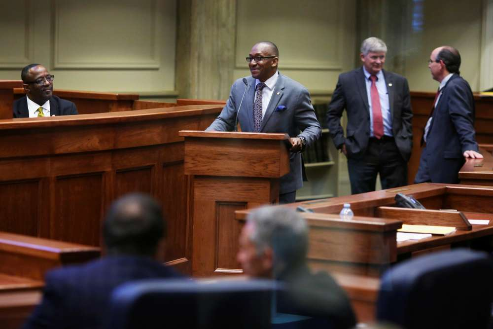Alabama Senate bans nearly all abortions