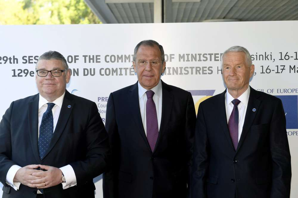 Ministers agree way for Russia to rejoin Europe's human rights body
