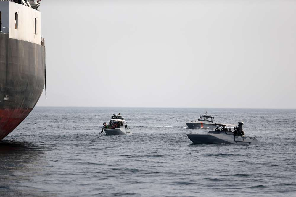 Pirates release three Greek oil tanker crew kidnapped off Togo