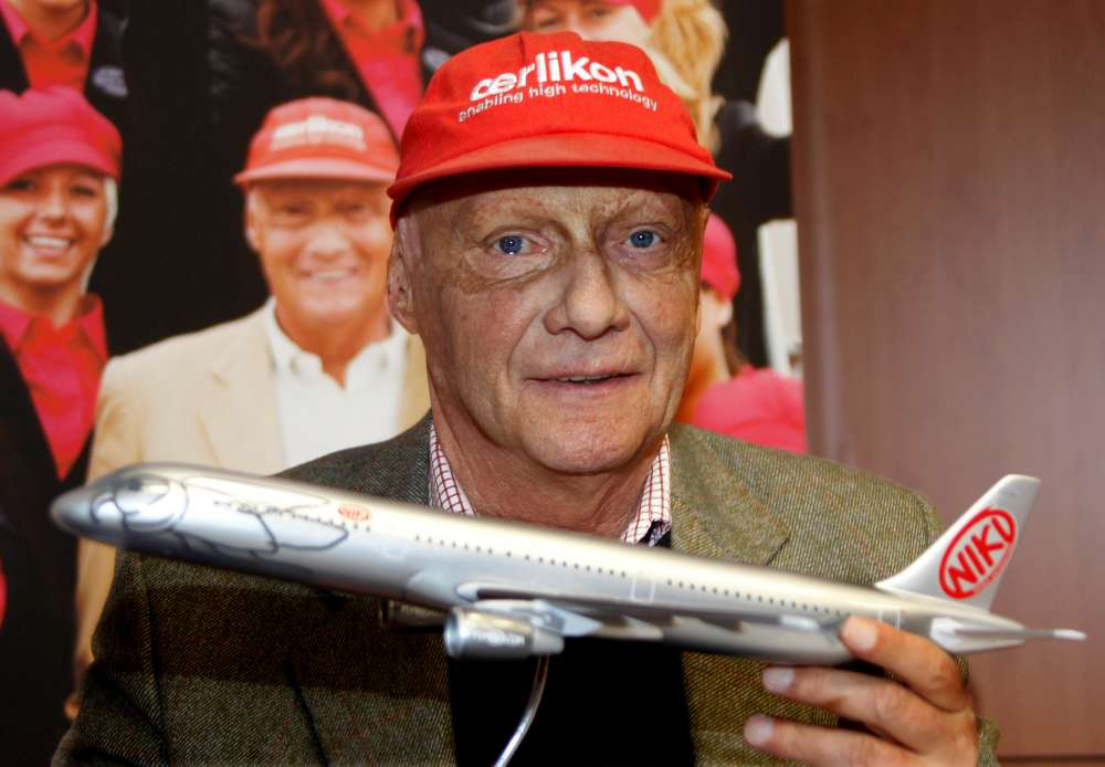 Motor racing-Former F1 champion Lauda dead at 70