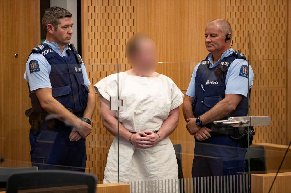 Police file NZ's first terrorism charge over mosque shootings