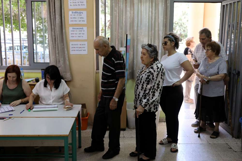 EP elections: Turnout at 19% at 12 noon