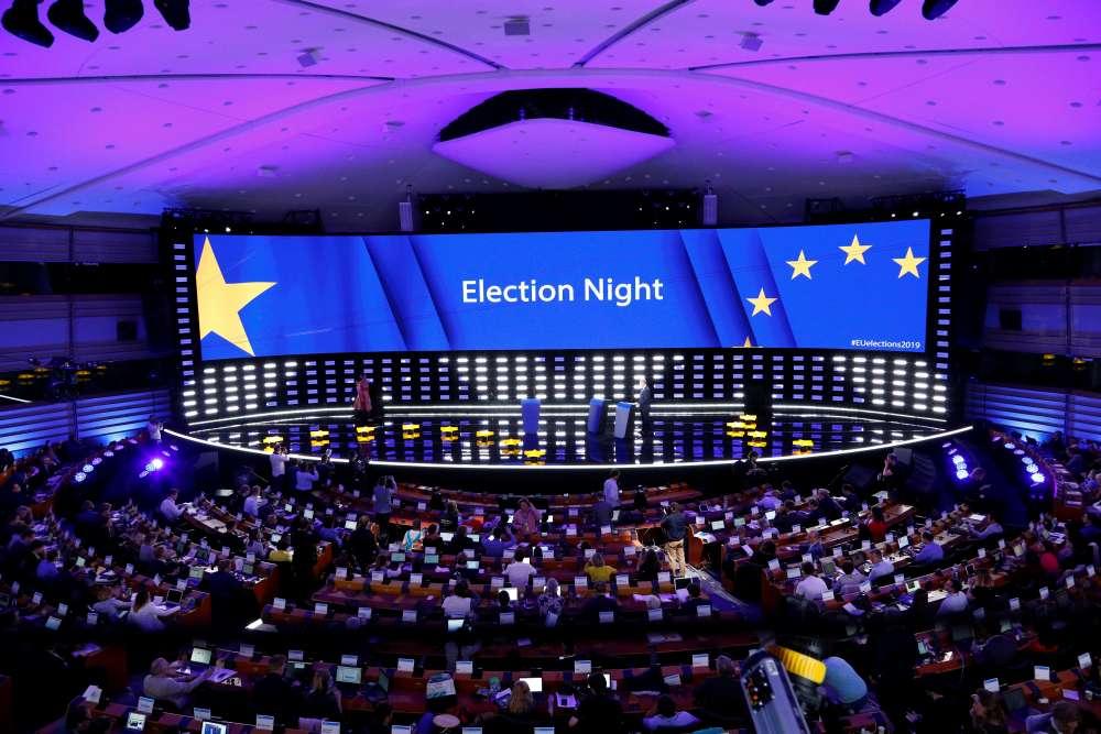 Nationalists surge in EU Parliament vote
