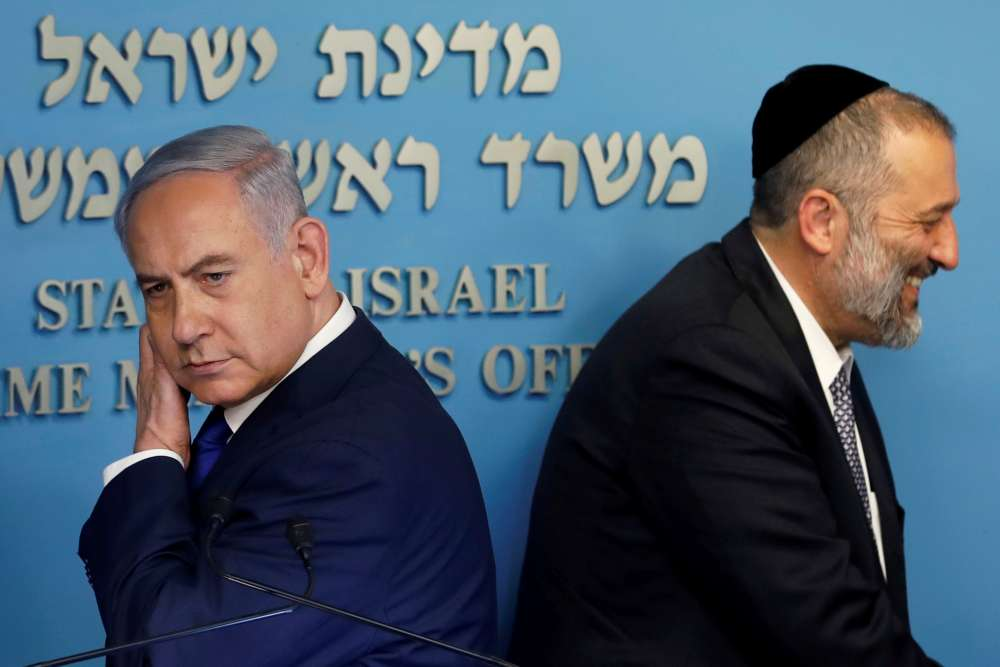 Israel faces fresh poll as Netanyahu fails to form government