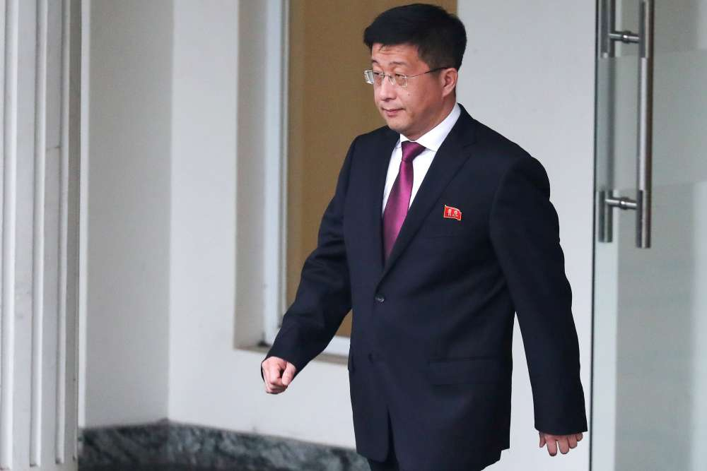 N.Korea executes envoy in a purge after failed U.S. summit - media