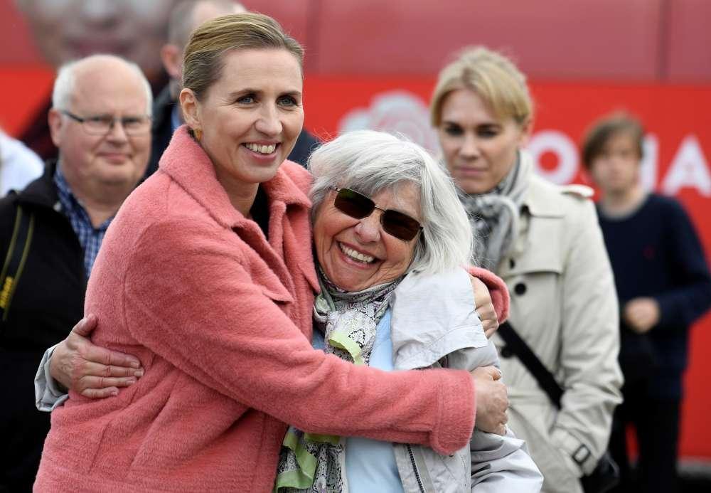 Centre-left looks set to win Denmark election on welfare pledges