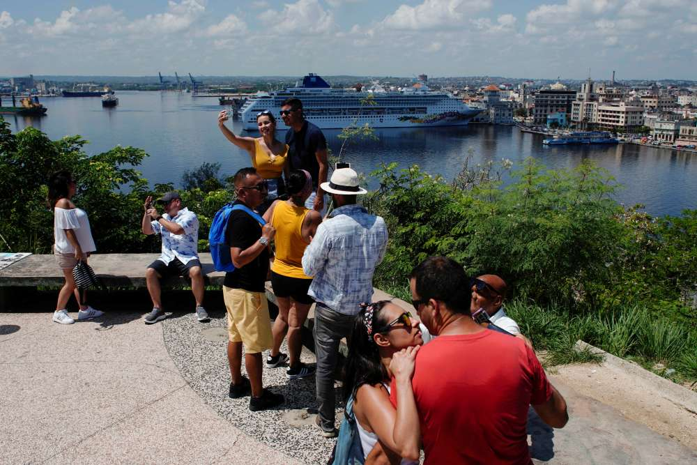 Trump administration ban on cruises to Cuba creates chaos for U.S. travelers