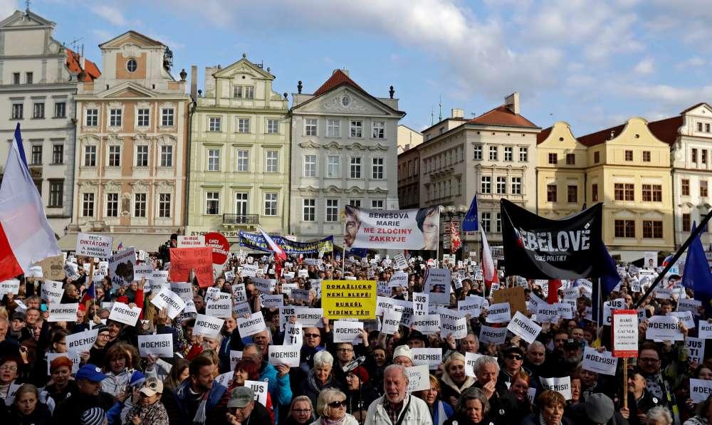 Czech PM fires back after EU audit