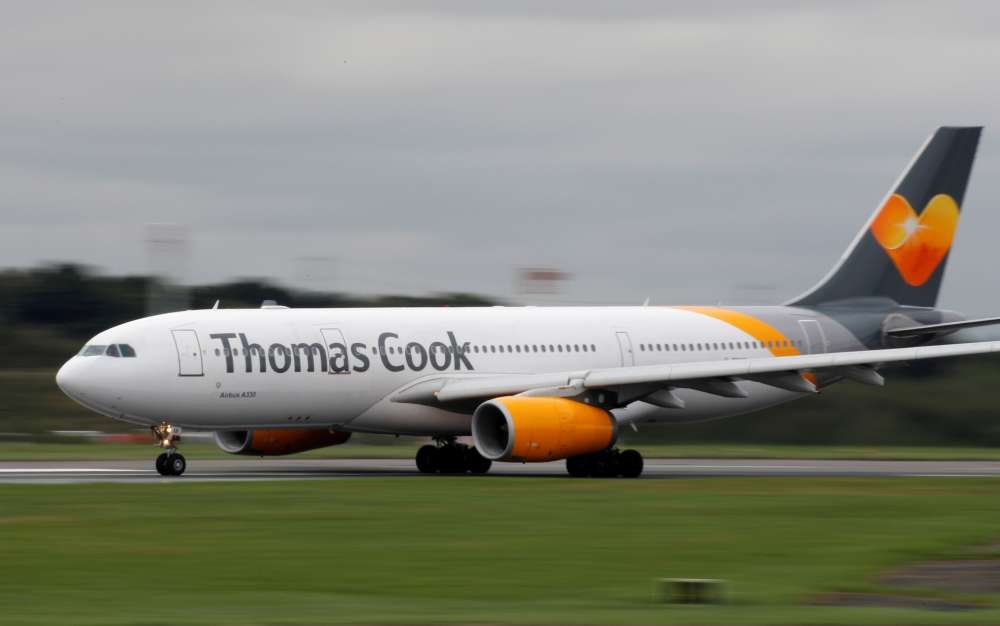 Thomas Cook in talks with China's Fosun over tour operator sale