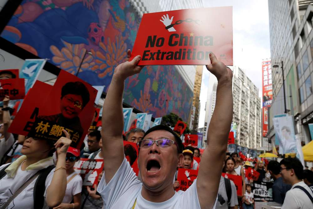 Hong Kong gears up for fresh protests