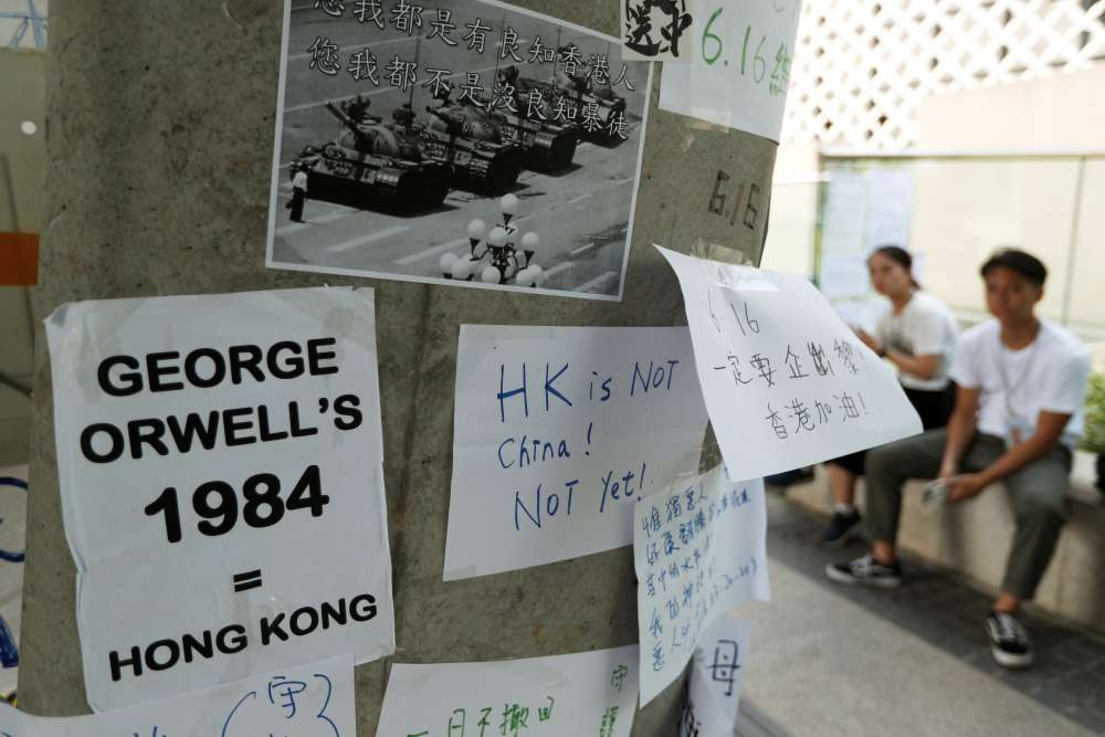 EXPLAINER-Why proposed changes to Hong Kong's extradition law are fuelling protests