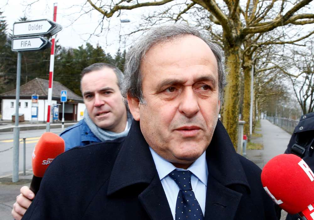 Former UEFA chief Michel Platini detained for Qatar World Cup probe