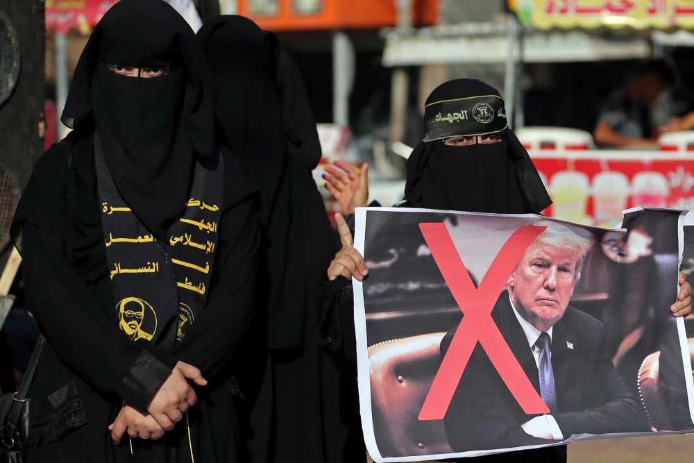 Kushner's economic plan for Mideast peace faces broad Arab rejection
