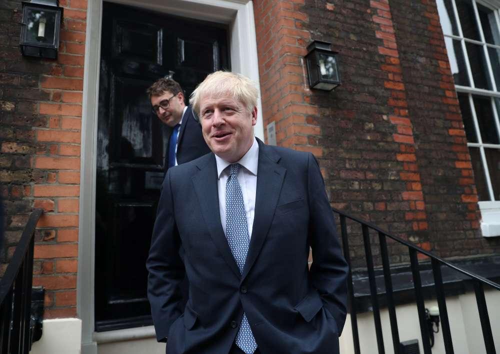 UK PM front-runner Boris Johnson says trade deal can break Brexit deadlock
