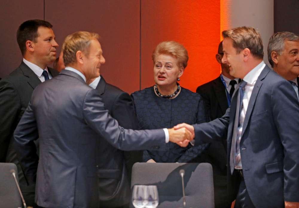 Still no deal on top EU jobs despite all-night haggling