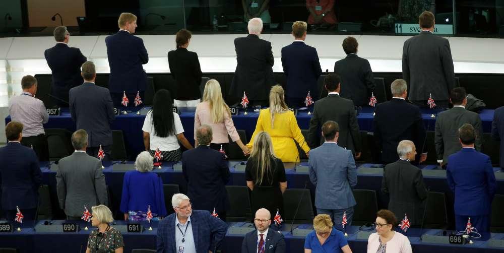 European Parliament opens