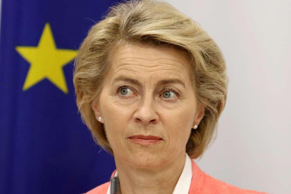 President Anastasiades has telephone conversation with Ursula Von der Leyen