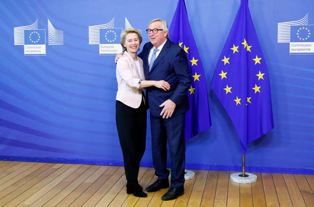 Von der Leyen seeks MEPs' support to become new Commission head