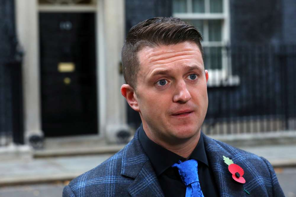 UK far-right activist Tommy Robinson convicted in contempt-of-court case